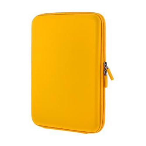 Coque pour tablette - Jaune orange
