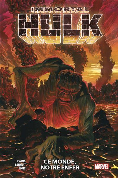 Immortal Hulk T03 : Ce monde, notre enfer