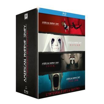 American Horror StorySaisons 1 à 4 (VOST) - Coffret Blu-ray