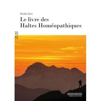 Le livre des haltes homeopathiques