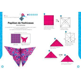 Papillons En Origami Boîte Avec 1 Livre Et 100 Feuilles Boîte Ou
