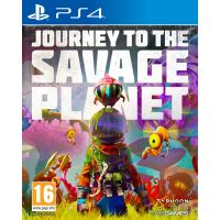 Journey To A Savage Planet PS4