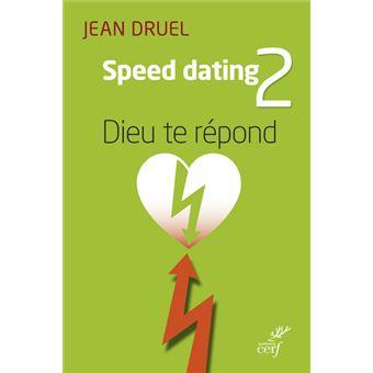 Speed dating livre