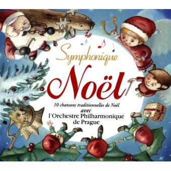cd chants de noel Symphonique noël   10 chansons de noël   Compilation musiques pour  cd chants de noel
