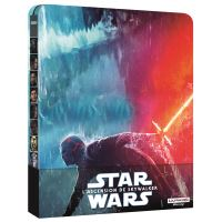 Star Wars IX: The Rise Of Skywalker-BIL-BLURAY 4K STEELBOOK