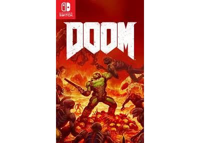 Doom Nintendo Switch