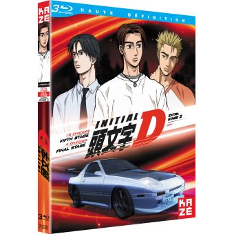 Initial DINITIAL D-INTEGRAL-FR-BLURAY