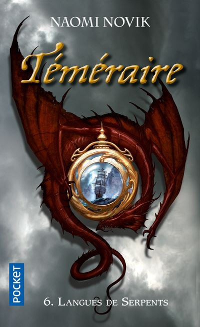 Téméraire - tome 6 Langues de serpents