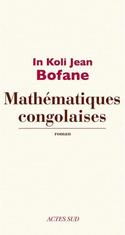 Mathématiques congolaises - 9782330055905 - 8,99 €