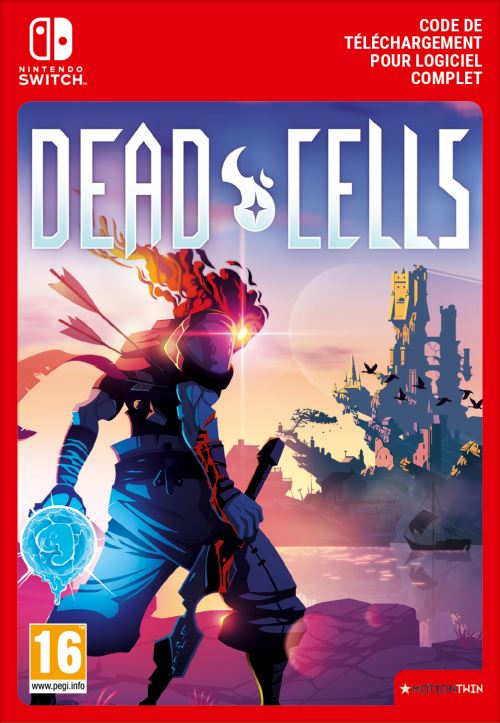 Code de téléchargement Dead Cells Nintendo Switch