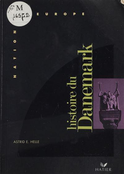Histoire du Danemark - 9782401002630 - 6,99 €