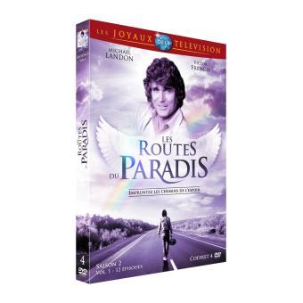 Les Routes du paradisCoffret intégral de la Saison 2, volume 1 DVD