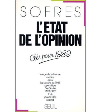 L'Etat de l'opinion (1989)