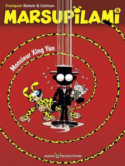 Marsupilami - Tome 31 - Monsieur Xing Yùn - 9791034733231 - 5,99 €
