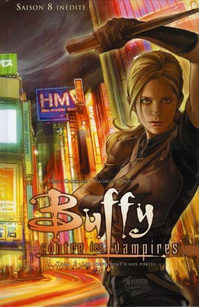 Buffy contre les vampires (Saison 8) T03 - Les loups sont à nos portes - 9782809437379 - 8,99 €