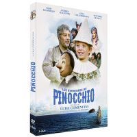 Les Aventures de Pinocchio DVD