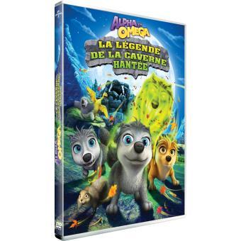 Alpha & OmégaAlpha & Oméga Volume 4 La légende de la caverne hantée DVD