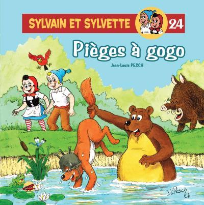 Sylvain et Sylvette - Tome 24 : Pièges à gogo