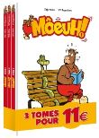 Moeuh ! - pack tome 1 - tome 2