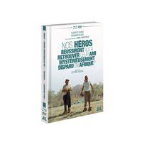 Nos héros réussiront-ils à retrouver leur ami mystérieusement disparu en Afrique ? Blu-ray