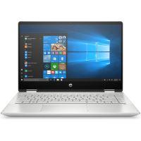 "HP Pavilion x360 14-dh0076nb 14"" Touch 256GB SSD 8GB RAM Core i7-8565U 1.8GHz GF MX250 Laptop Zilver"