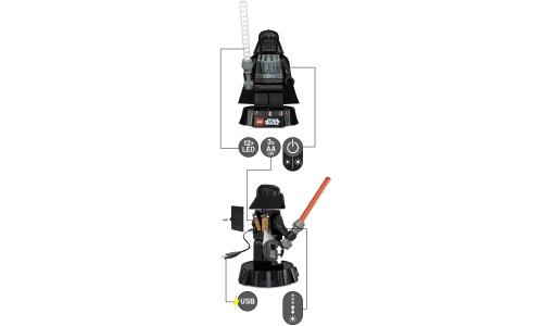 lampe de bureau star wars lego design de maison. Black Bedroom Furniture Sets. Home Design Ideas