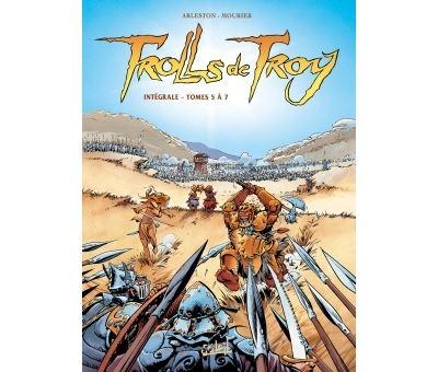 Trolls de Troy - Intégrale T5 à