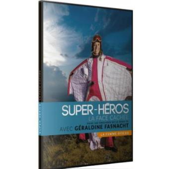 La Femme oiseau Super héros La face cachée DVD