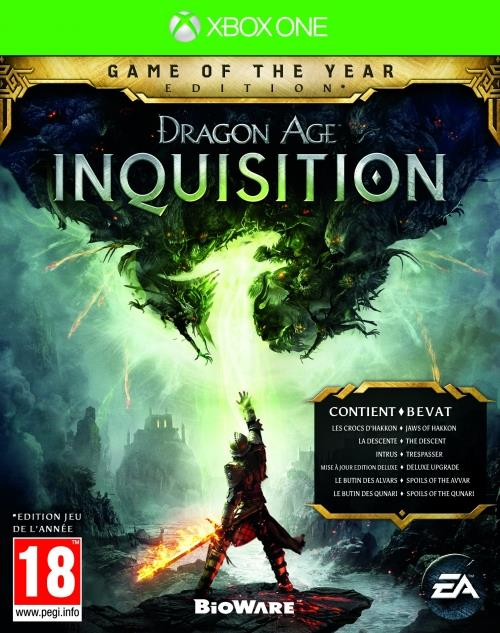 Dragon Age Inquisition GOTY Edition Xbox One