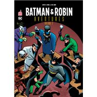 Batman et Robin Aventures