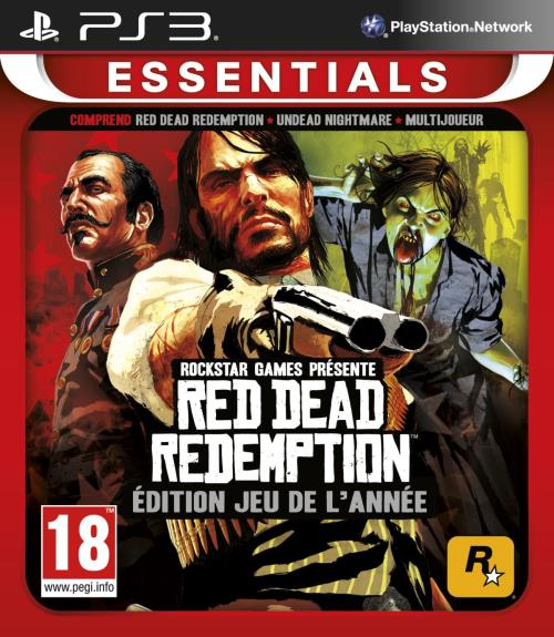 Red Dead Redemption Essentials PS3