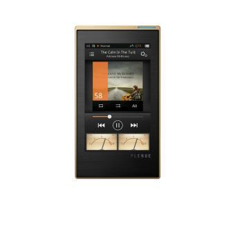 Lecteur MP3 Cowon Plenue 1 Gold 128 Go