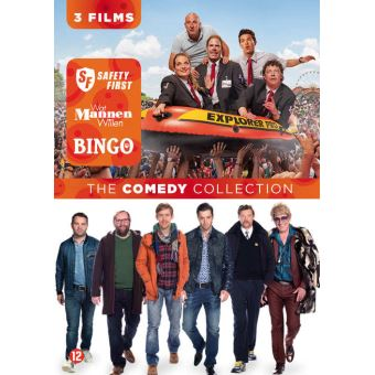 BELGIUM COMEDY COLLECTION-TRIPLE PACK 2017-NL