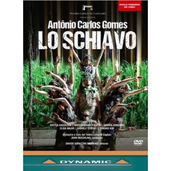 Lo Schiavo DVD