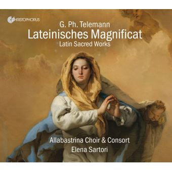LATEINISCHES MAGNIFICAT - LATIN SACRED WORKS