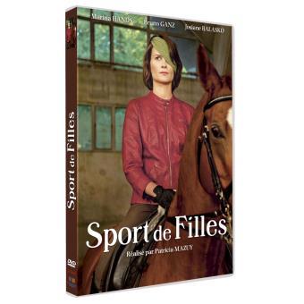 Sport de filles DVD