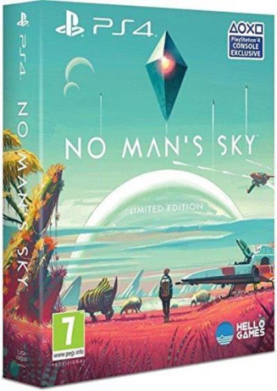 No Man's Sky Edition Spéciale PS4