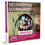SMAR Coffret cadeau Smartbox Découvertes gourmandes