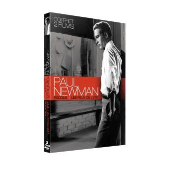 Coffret Paul Newman 3 films DVD