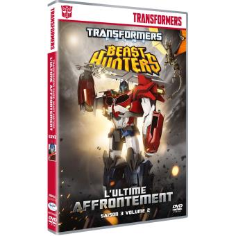 Transformers PrimeTransformers Prime L'ultime affrontement Saison 3 Volume 2 DVD
