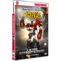 Transformers Prime L'ultime affrontement Saison 3 Volume 2 DVD