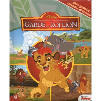 le roi lion la garde du roi lion mon premier cherche et trouve collectif cartonn livre. Black Bedroom Furniture Sets. Home Design Ideas