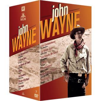 JOHN WAYNE-COFFRET-FR