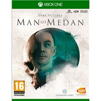 The Dark Pictures Anthology : Man of Medan Xbox One