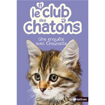 Le club des chatonsClub des chatons t11 enquete