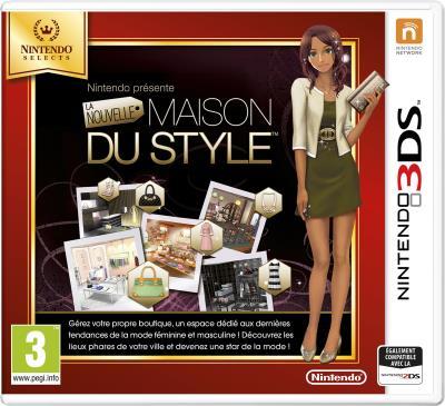 Nintendo présente La Nouvelle Maison du Style 3DS