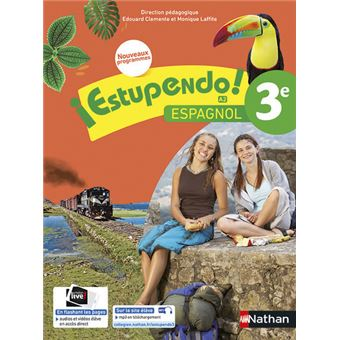 Estupendo espagnol 3e a2 manuel de l'eleve