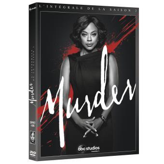 MurderMurder Saison 2 DVD