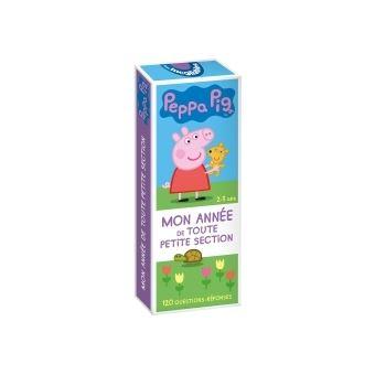 Les incollablesLes incollables - Peppa Pig mon année de toute petite section