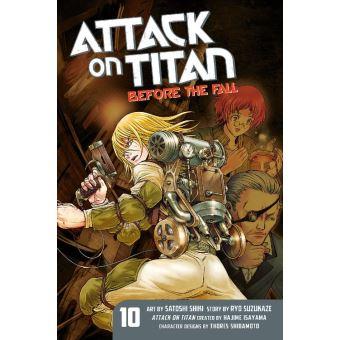 Titan epub on attack manga